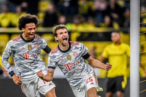Mueller: Toi con hop dong voi Bayern va thoi gian khong dung lai hinh anh 1