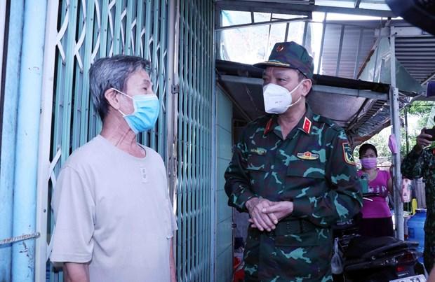 Ban giao 110 tan nong san cua tinh Tuyen Quang tang nhan dan TP.HCM hinh anh 2