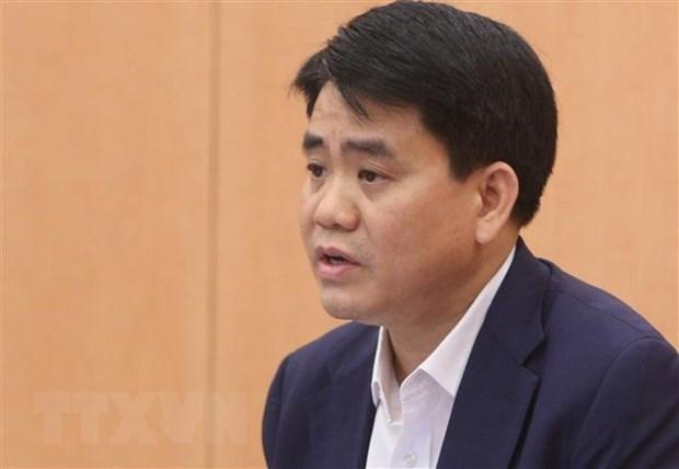 Truy to ong Nguyen Duc Chung vi can thiep vao goi thau so hoa hinh anh 1