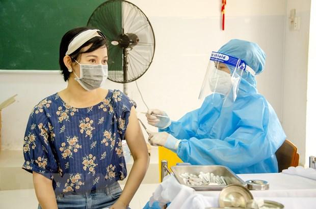 Ba Ria-Vung Tau: De nghi som phan bo them vaccine phong COVID-19 hinh anh 1