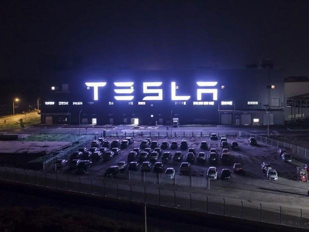 Tesla da ban duoc 56.006 xe oto san xuat o Trung Quoc trong thang 9 hinh anh 1