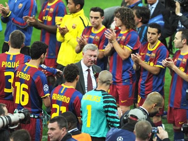 Tu truyen Alex Ferguson: Nhung tran thua de doi hinh anh 1