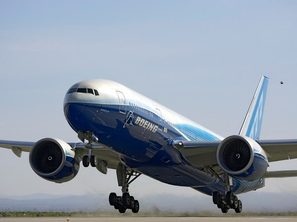 Hang Boeing thang dam tai Trien lam hang khong Dubai hinh anh 1