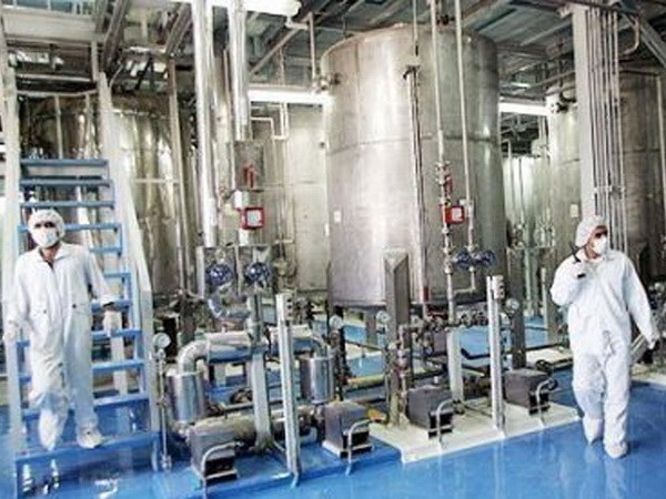 Nghi sy Iran muon tiep tuc lam giau uranium cap do 20% hinh anh 1