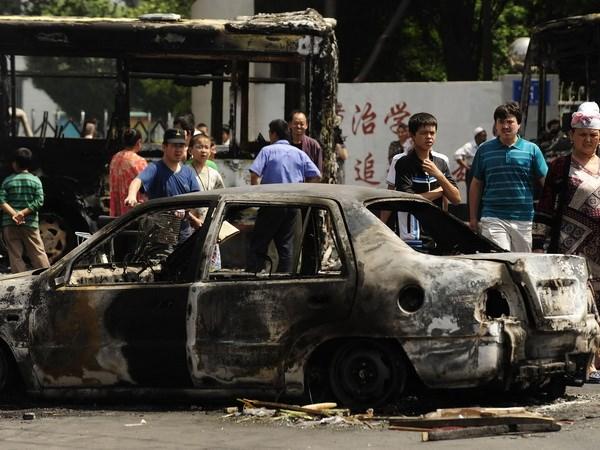 Nam 2012: Gan 200 vu tan cong