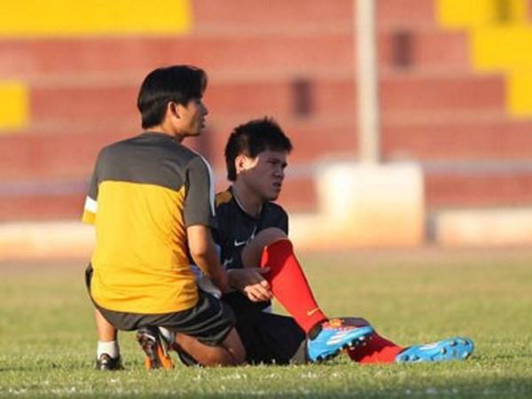 U23 Viet Nam cong bo ten cau thu bi loai khoi SEA Games hinh anh 1