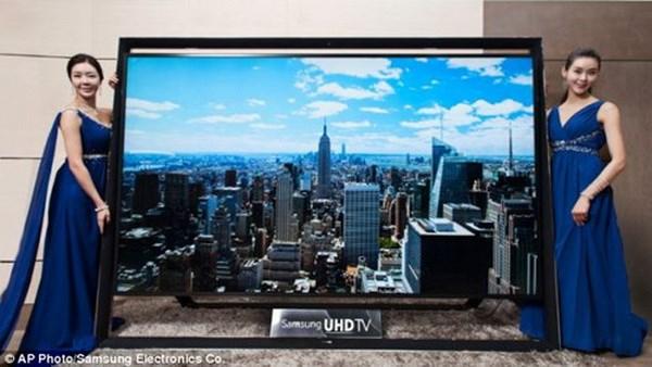 Hollywood lo so TV to bang... cai giuong cua Samsung hinh anh 1
