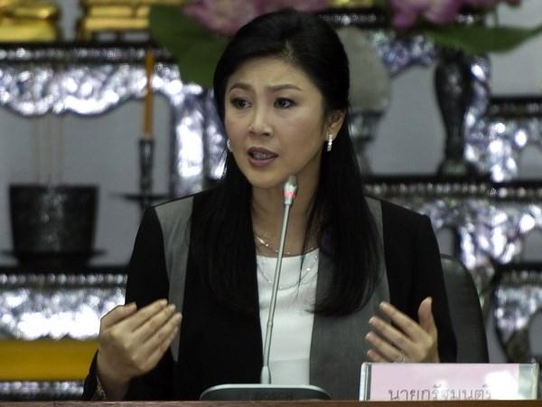 Ba Yingluck yeu cau quan doi kiem tra tu cach bo phieu hinh anh 1