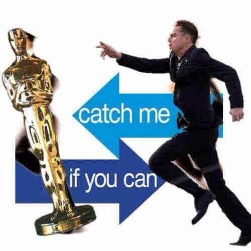 Loat anh che ve noi dau cua Leo DiCaprio o Oscar hinh anh 3
