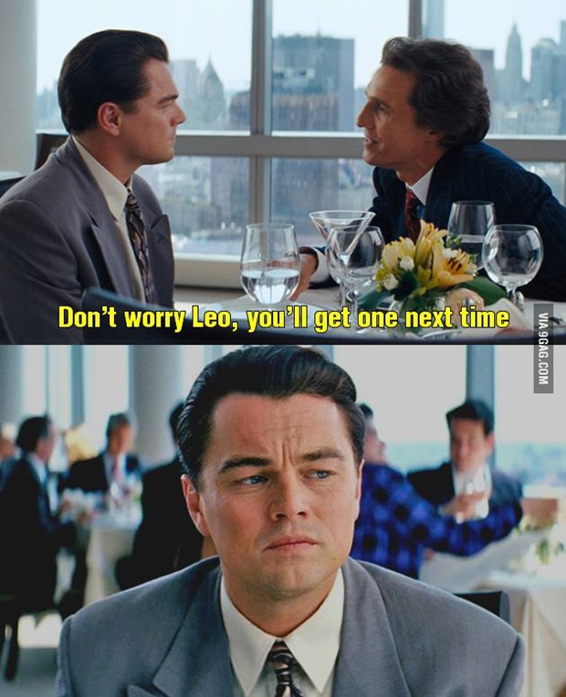 Loat anh che ve noi dau cua Leo DiCaprio o Oscar hinh anh 7