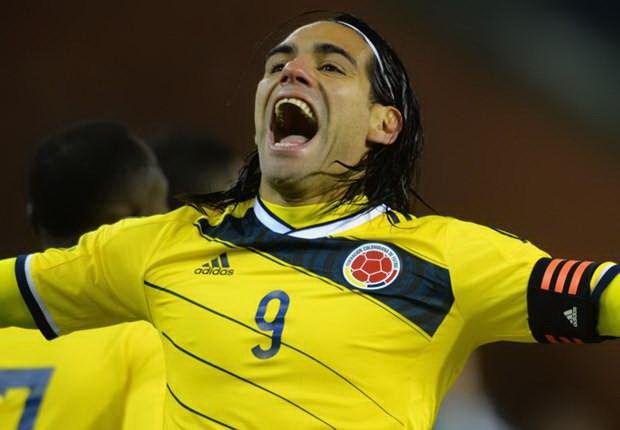 Colombia van goi Falcao, tuyen Australia tre hoa doi hinh hinh anh 1