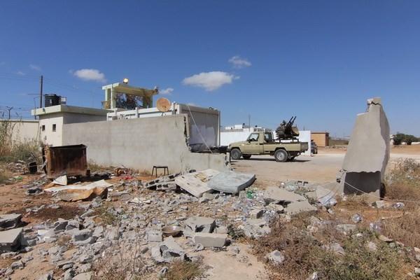 Chinh phu Libya: Dung do tai Benghazi la cuoc dao chinh hinh anh 1