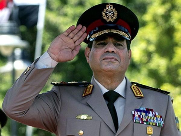 Ket qua so bo bau cu Ai Cap: Tuong al-Sisi thang ap dao hinh anh 1