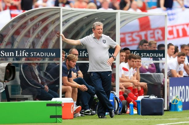Roy Hodgson phan bac dinh kien cua Eriksson ve tuyen Anh hinh anh 1