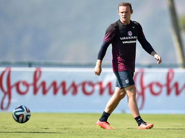 Wayne Rooney nan gan doi tuyen Italy truoc them