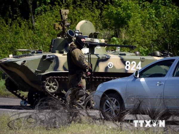 Nga: Phuong Tay hau thuan thanh loc sac toc o mien Dong Ukraine hinh anh 1