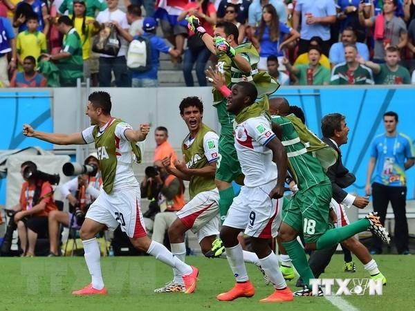 Costa Rica quyet keo dai chuyen phieu luu o World Cup 2014 hinh anh 1