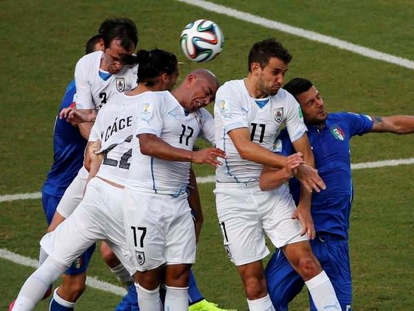Uruguay thang hai tran lien tuc truoc cac doi chau Au hinh anh 1