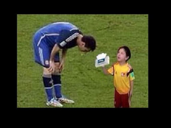 Nhung hinh anh che doc dao ve tran chung ket World Cup 2014 hinh anh 2