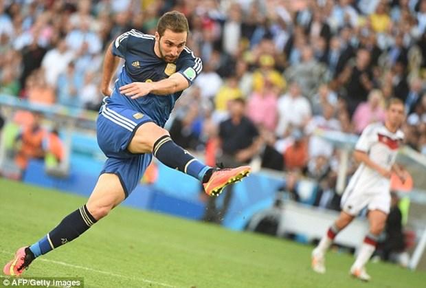 Messi trach moc hang tien dao Argentina qua phung phi co hoi hinh anh 1