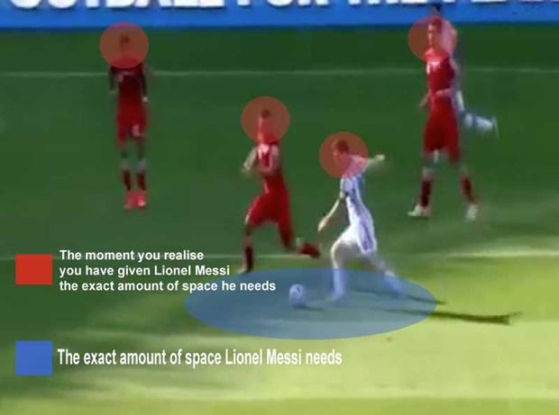 Nhung ly do khien Qua bong Vang chi thuoc ve Leo Messi hinh anh 2