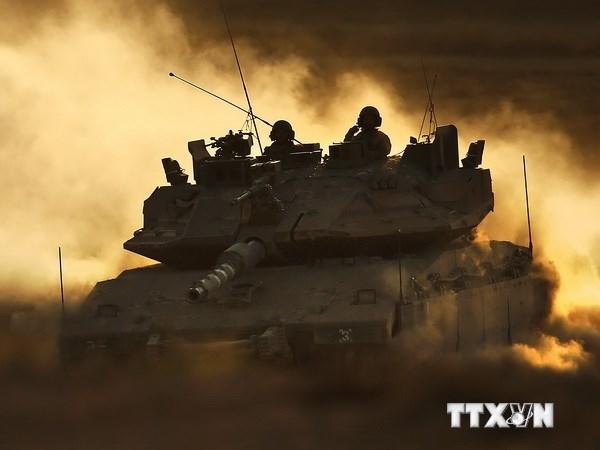 My se tiep tuc cap vu khi cho Israel bat chap tinh hinh o Gaza hinh anh 1