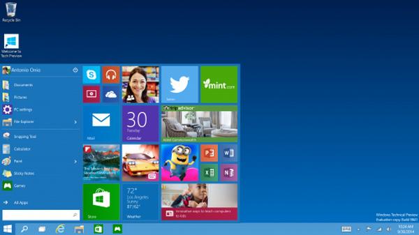 Microsoft: Windows 10 chinh la he dieu hanh toan dien nhat hinh anh 1