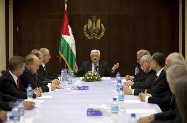 Chinh phu doan ket Palestine se hop lan dau tien tai Gaza hinh anh 1