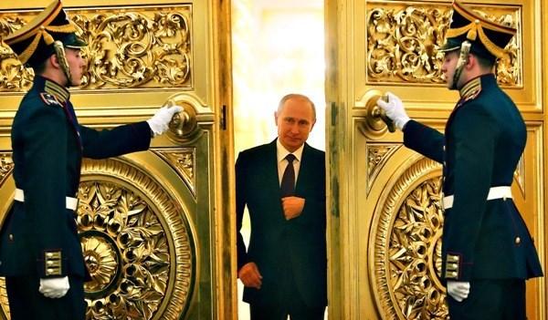 [Video] Tong thong Nga Putin la nhan vat quyen luc nhat the gioi hinh anh 1