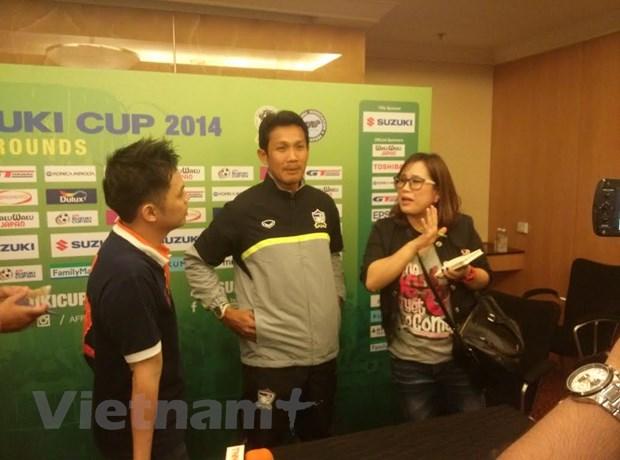 AFF Cup: Singapore, Thai Lan quyet thang trong tran dai chien hinh anh 1