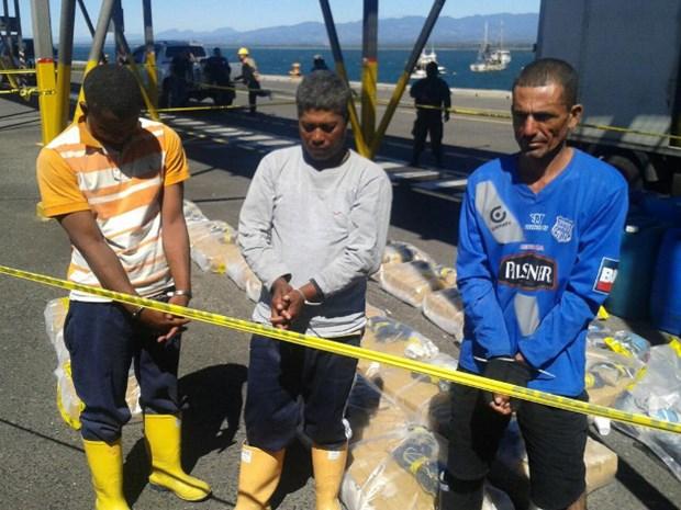El Salvador tich thu nua tan cocaine tri gia 12,5 trieu USD hinh anh 1