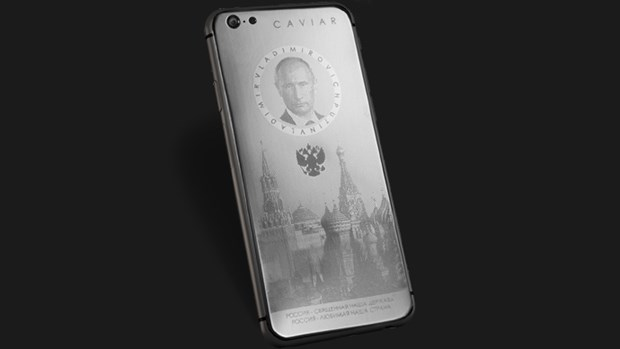 Suc hut khong lo cua thuong hieu mang ten Vladimir Putin hinh anh 2