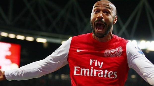 Huyen thoai cua Arsenal Thierry Henry tuyen bo giai nghe hinh anh 1