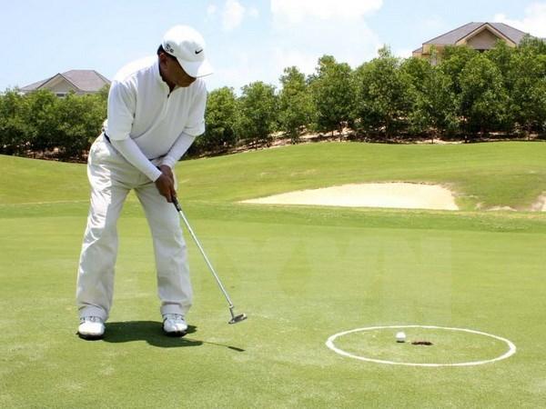 Viet Nam sap co hoc vien dao tao choi golf chuyen nghiep hinh anh 1