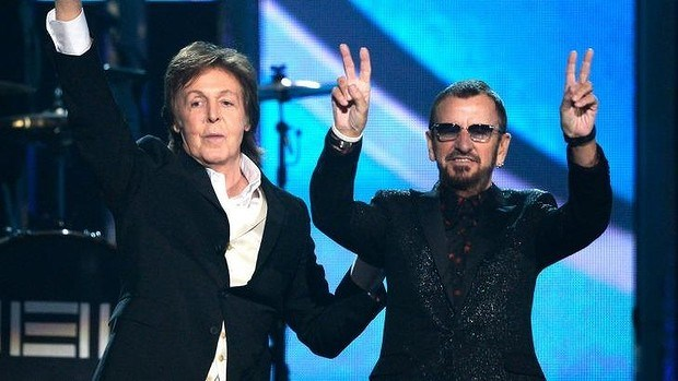Ringo Starr duoc ghi ten vao Dai sanh Danh vong Rock&Roll hinh anh 1
