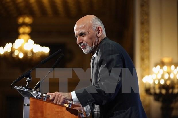 Afghanistan muon tang cuong hop tac chong khung bo voi Pakistan hinh anh 1