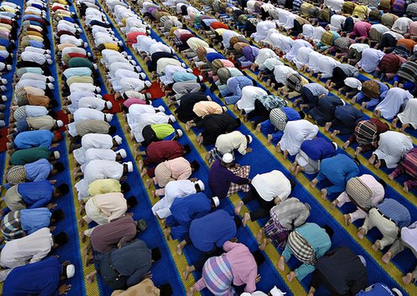 Nguoi Hoi giao Malaysia bat dau buoc vao thang le Ramadan hinh anh 1