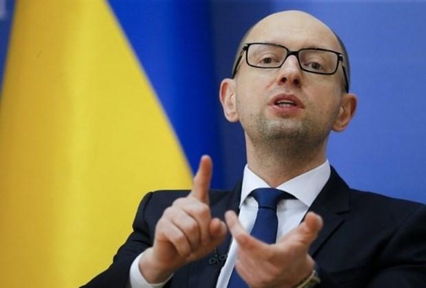 Thu tuong Yatsenyuk cao buoc Nga tim cach huy hoai Ukraine hinh anh 1