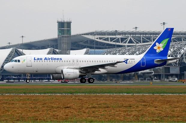 Lao Airlines tham do kha nang mo duong bay truc tiep toi An Do hinh anh 1