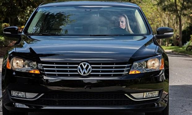"Kinh te Duc lieu co dung vung truoc ""con dia chan"" Volkswagen? hinh anh 1"