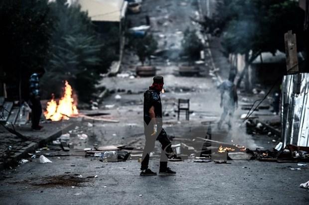 Hai dan thuong thiet mang trong vu tan cong lien quan toi PKK hinh anh 1