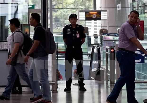 Malaysia, My ky thoa thuan tang cuong hop tac chong khung bo hinh anh 1
