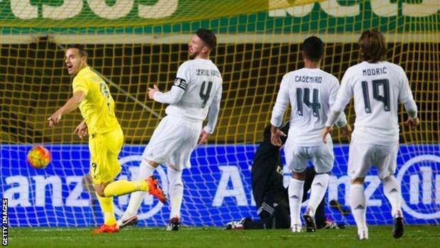 Ket qua: Real va Liverpool gay that vong, Dortmund dai thang hinh anh 1