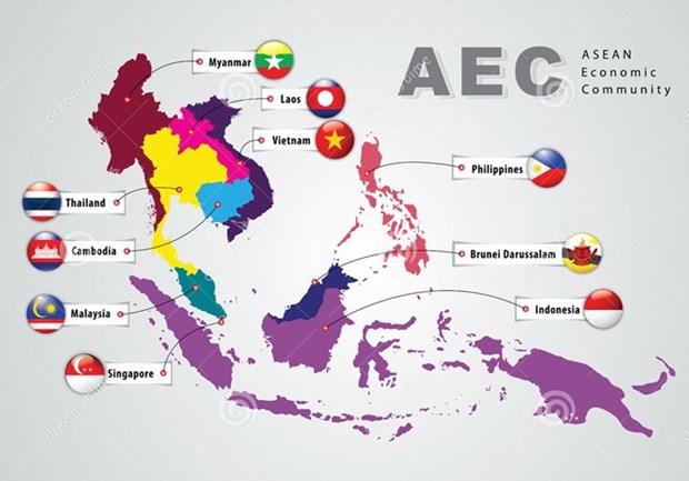 Khoang trong thong tin la tro ngai cua Cong dong kinh te ASEAN hinh anh 1