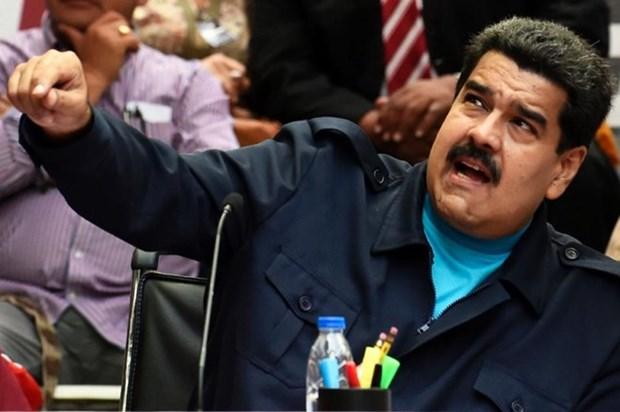 EFE du bao Tong thong Venezuela se bi phe truat trong vong 6 thang hinh anh 1