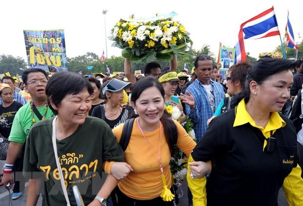 Thai Lan bat dau xu vu phe Ao Vang phong toa san bay nam 2008 hinh anh 1