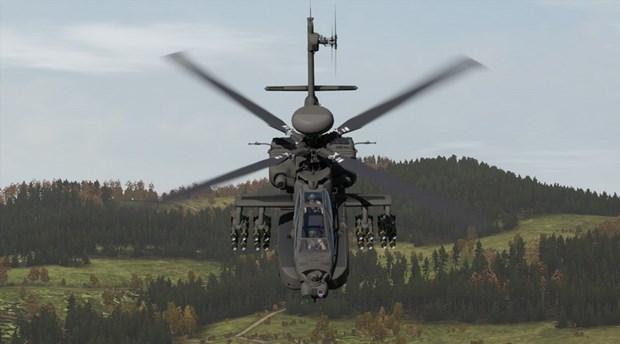 My chuyen radar dieu khien hoa luc cho truc thang Apache An Do hinh anh 1