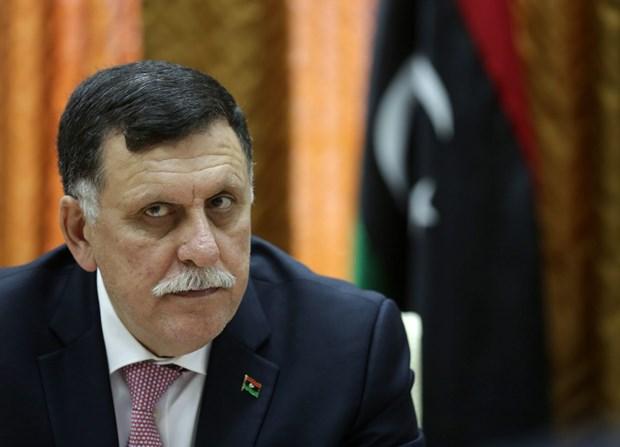 Thu tuong Libya thuc cong dong quoc te do bo lenh cam van vu khi hinh anh 1