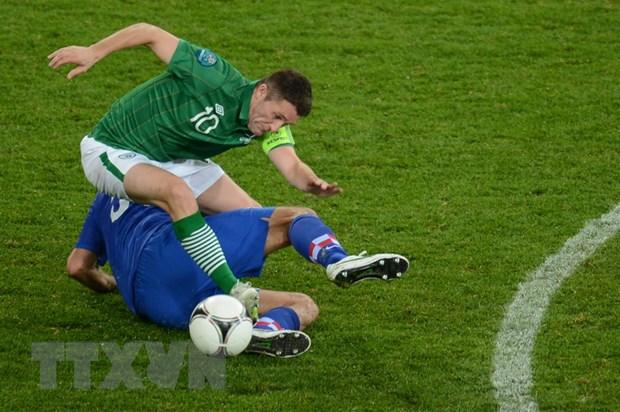 EURO 2016: Ireland co doi lai duoc mon no truoc tuyen Phap? hinh anh 1
