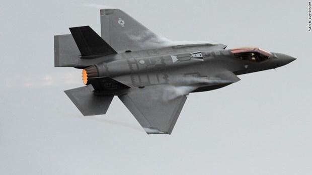 Phi doi F-35 dau tien cua Khong quan My san sang chien dau hinh anh 1